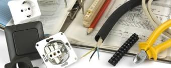 Прокладка проводов для освещения