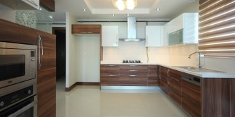 В чем  заключаются особенности ремонта кухни