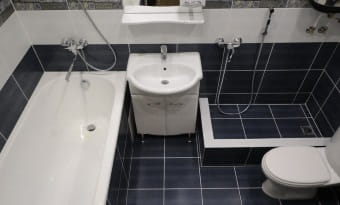 Порядок проведения работ в ванной комнате