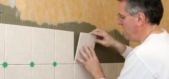 Стоимость облицовки плиткой