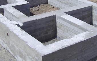 Возведение фундаментов под ключ